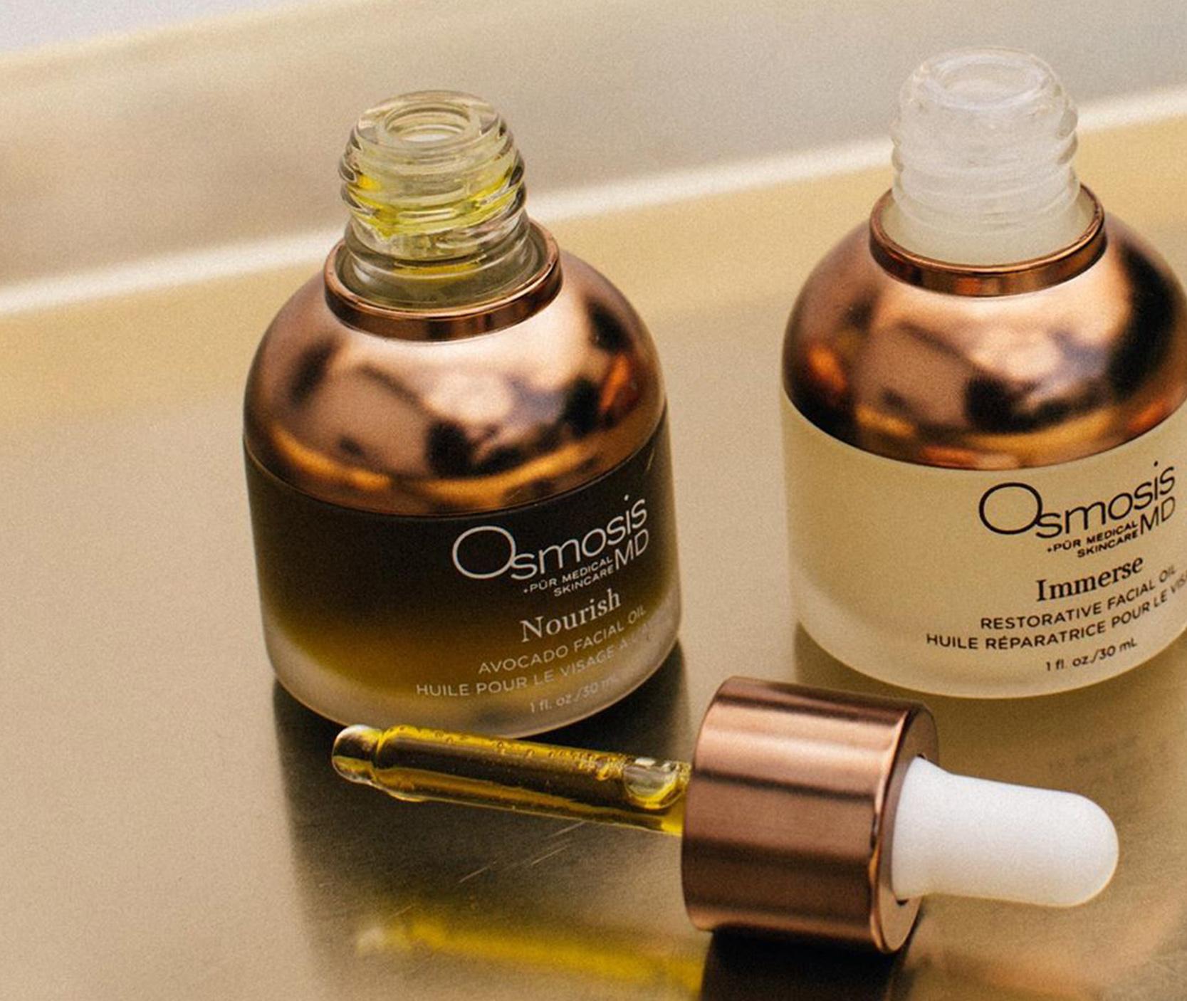 Osmosis Skincare: Nourish Avocado Facial Oil