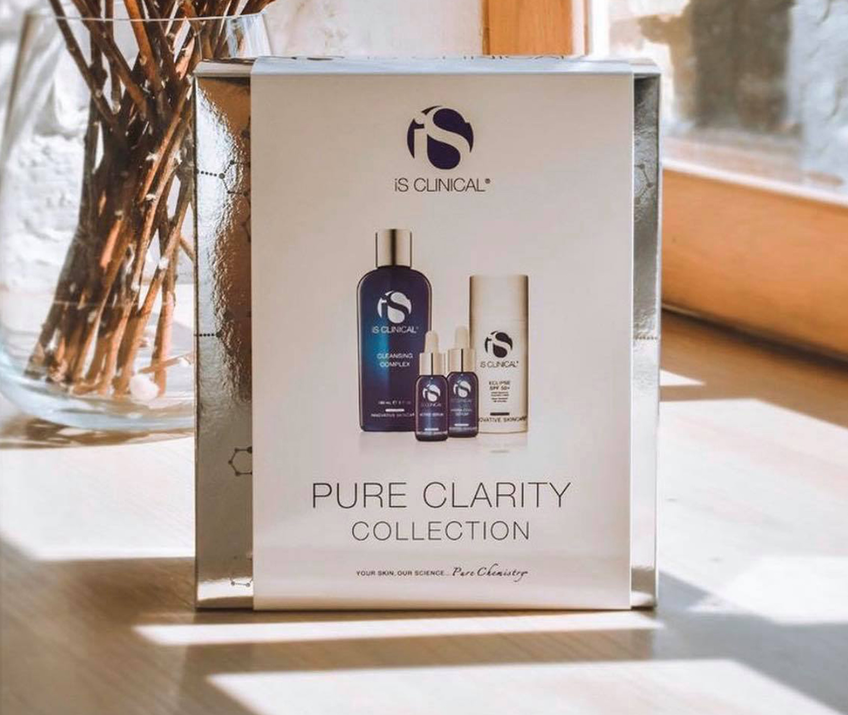 iS Clinical: Pure Clarity Collection