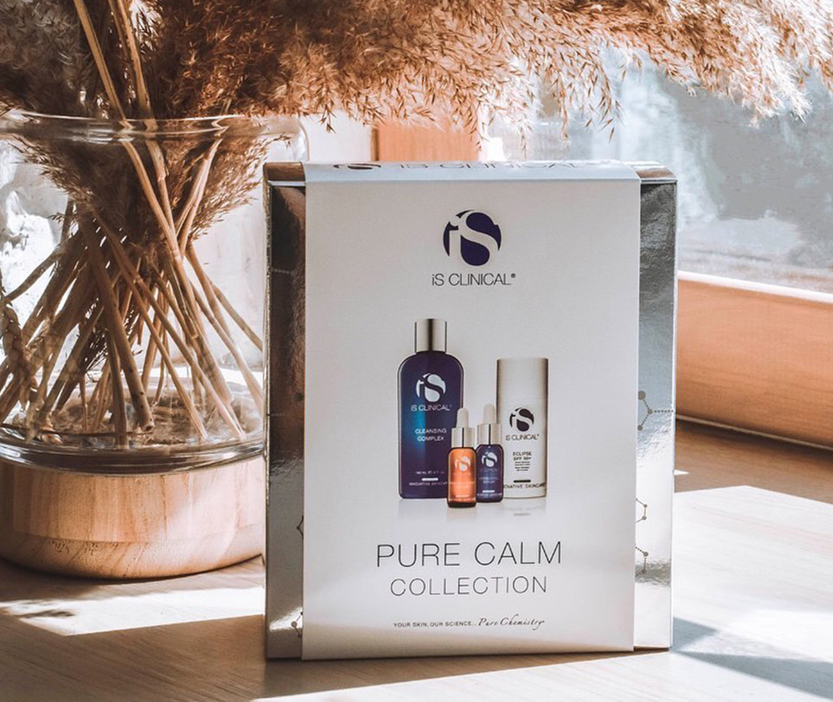 iS Clinical: Pure Calm Collection