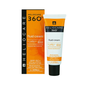 Heliocare 360: Fluid Cream SPF50+