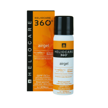 Heliocare 360: Air Gel SPF50