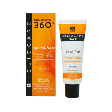 Heliocare 360: Gel Oil-Free SPF50