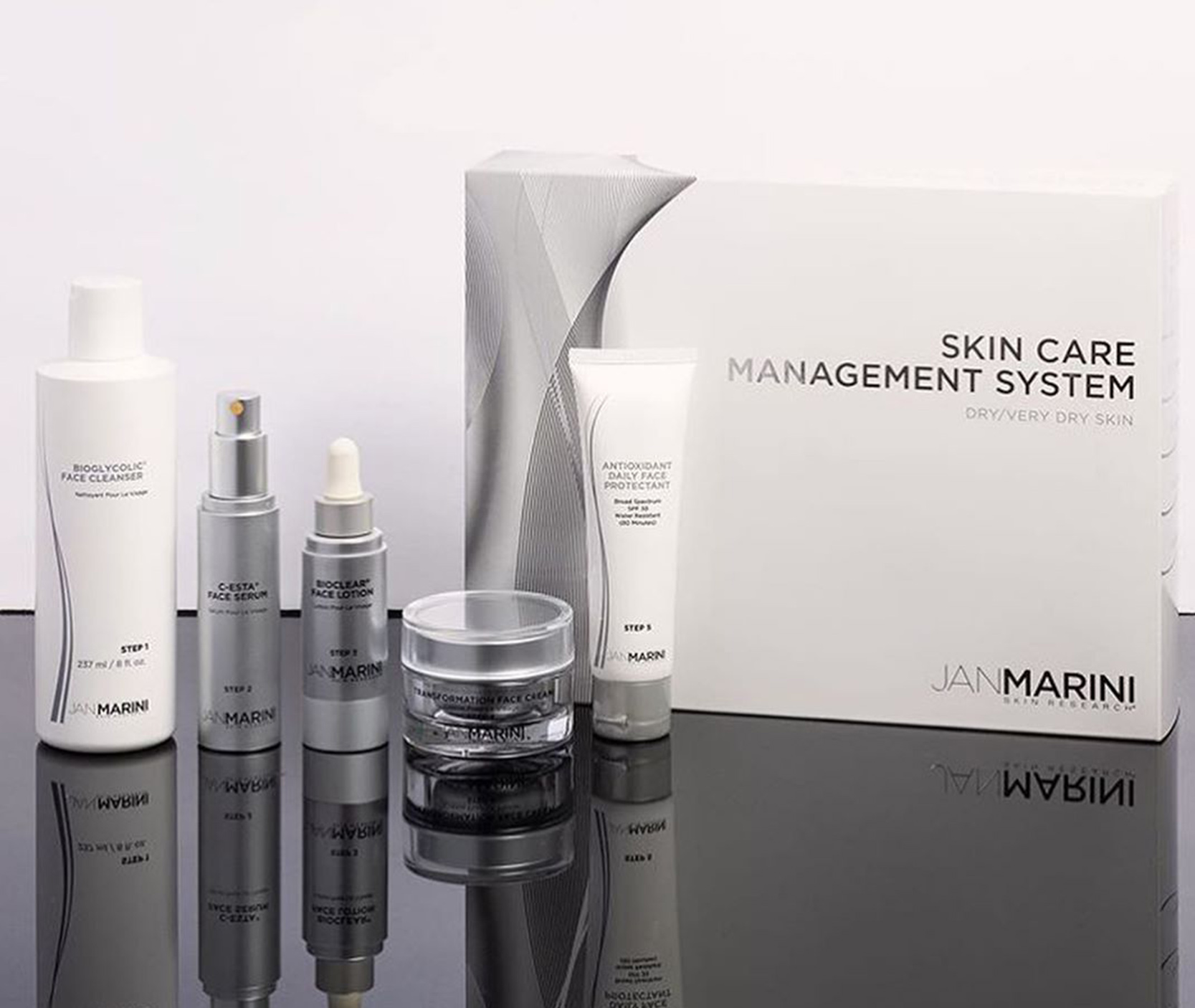 Jan Marini: Skin Care Management System Normal Combination Skin
