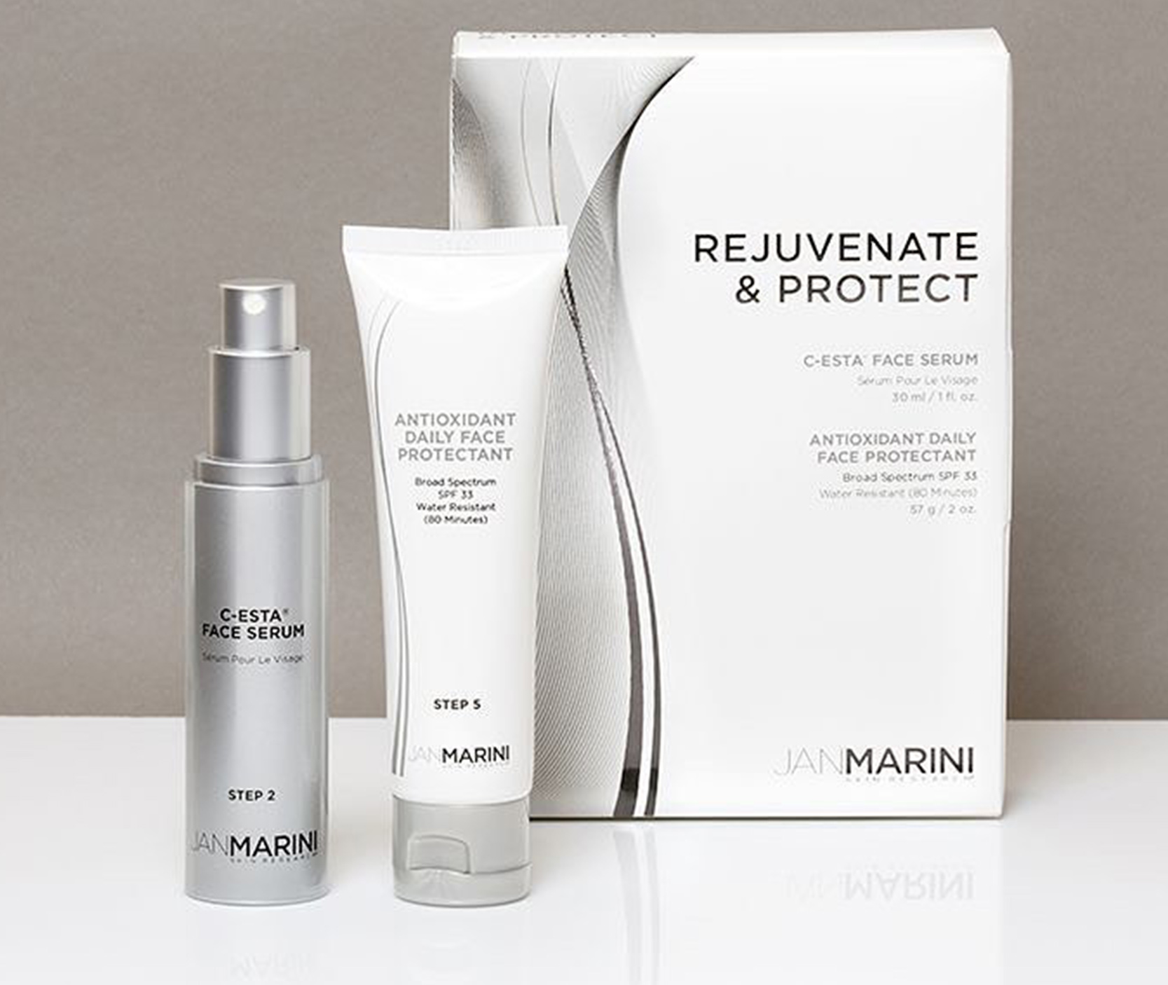 Jan Marini: Rejuvenate & Protect