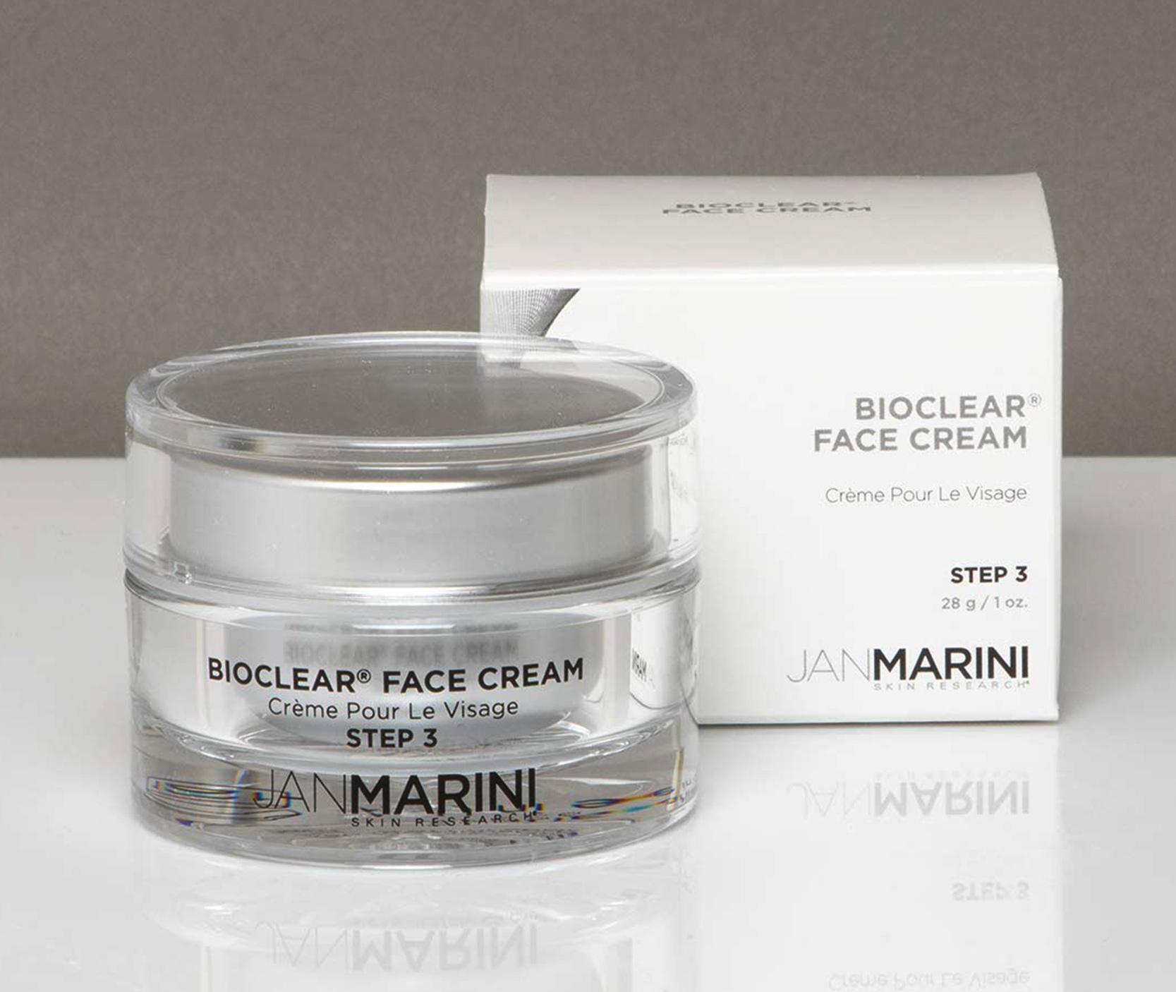 Jan Marini: Bioclear Face Cream