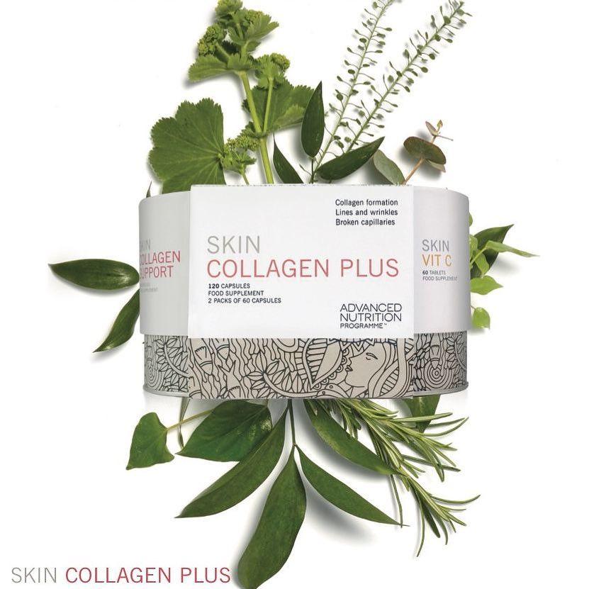 Advanced Nutrition Programme: Skin Collagen Plus 120 capsules