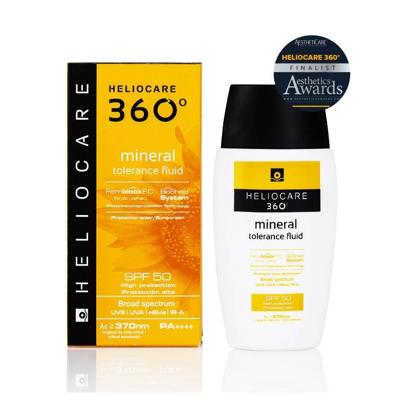 Heliocare 360 mineral tolerance fluid