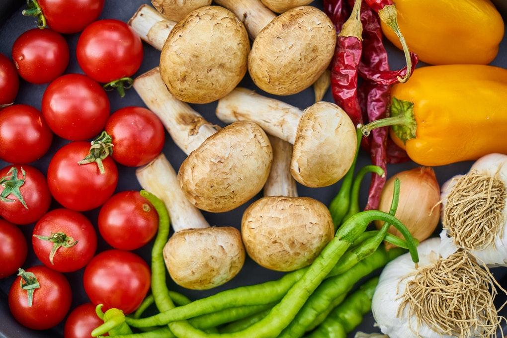 fresh fruit and vegetables provide vital anti-inflammatory benefits