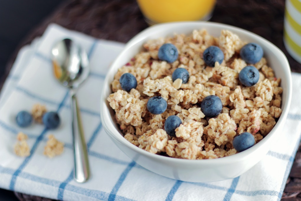 oatmeal impacts inflammatory levels in the body