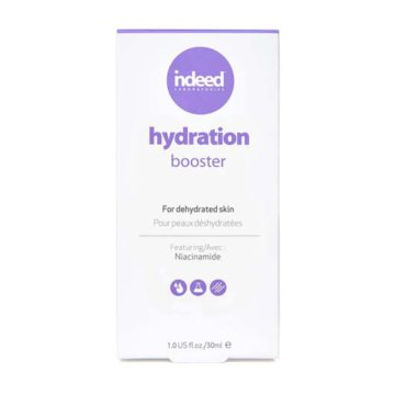 Indeed Labs Hydration Booster Skincare Serum Box
