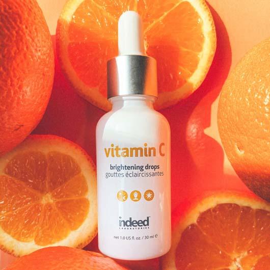 Indeed Labs Vitamin C Brightening Drops - Dermoi Skincare