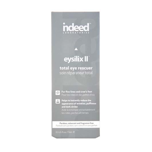 Indeed Labs Eysilix II Eye Cream Box