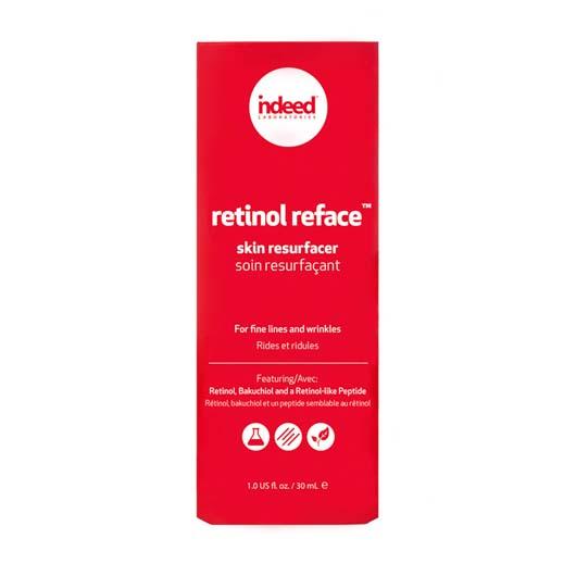 Indeed Labs Retinol Reface Anti Aging Night Cream Box