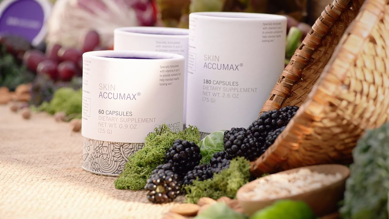 amazing results with skin accumax