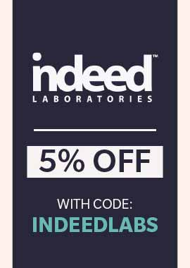 indeed labs skincare promotion at dermoi