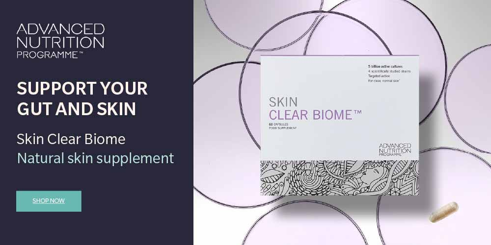 buy advanced nutrition programme skin clear biome at dermoi skincare