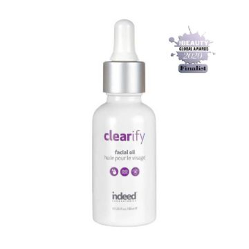 Indeed Clearify facial oil