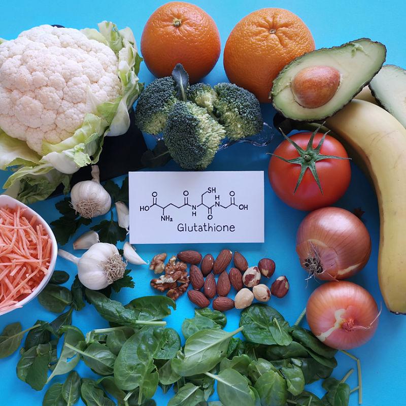 Glutathione-vegetables